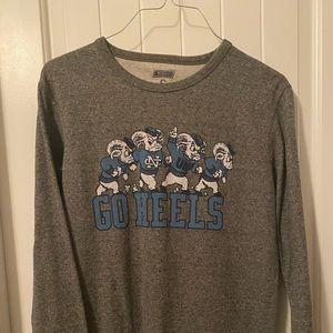 UNC Tarheels Thermal Shirt